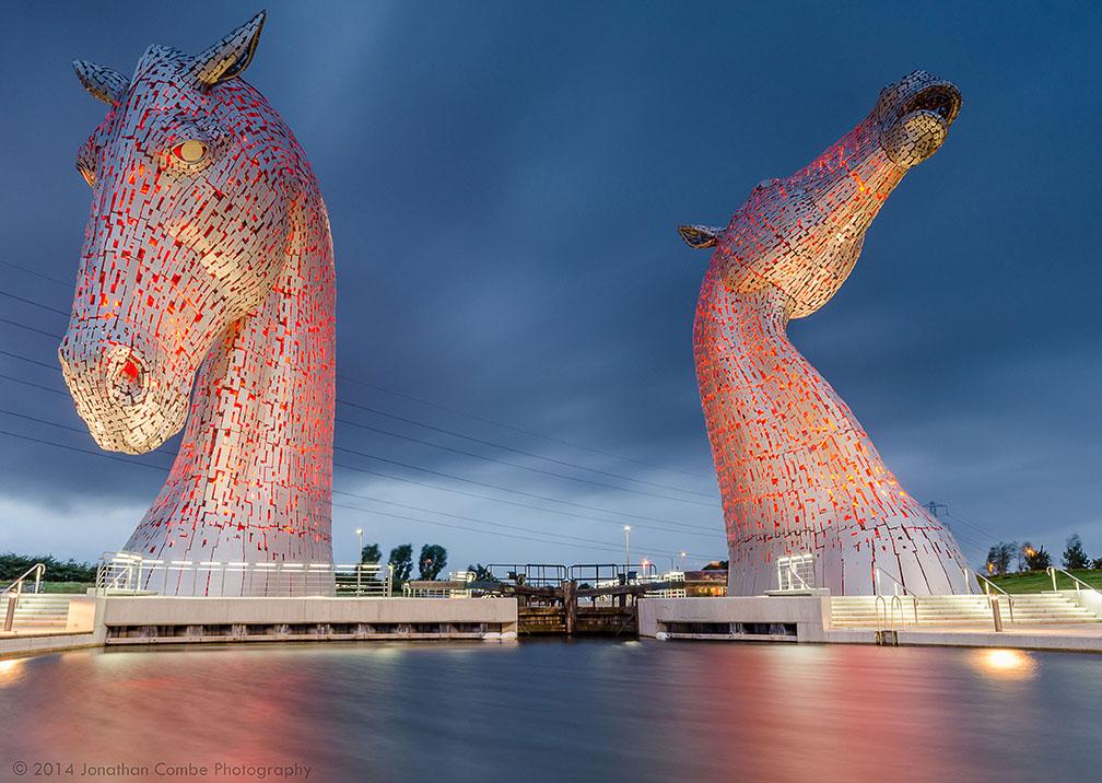 Amazing Huge Building looks like a horse