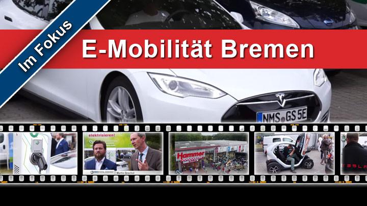 E-Mobilität Bremen und Niedersachsen